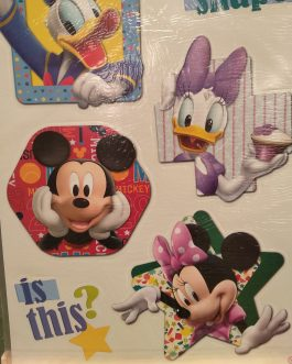 STICKER DISNEY RATÓN MICKEY Y AMIGOS