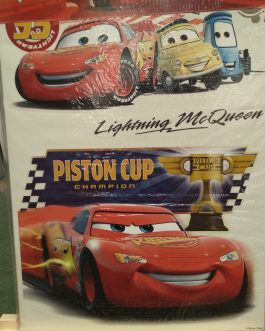 STICKER DISNEY CARS